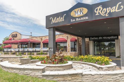 Hotel Royal, Champlain