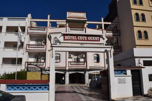 Hotel Cote Ouest, Mezghrane