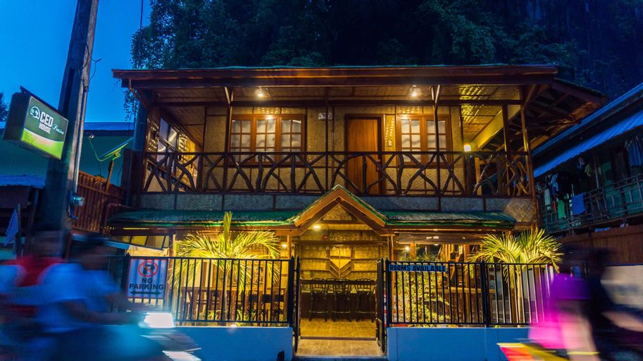 CED Pension, El Nido
