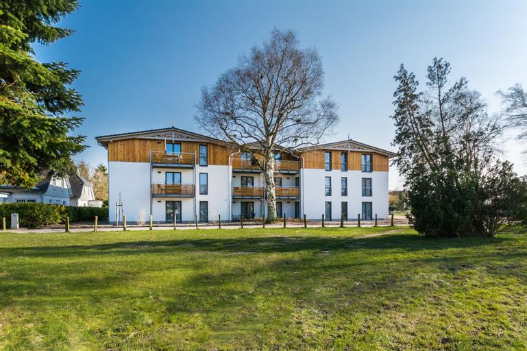 Appartmenthaus Am Park Prerow, Vorpommern-Rügen