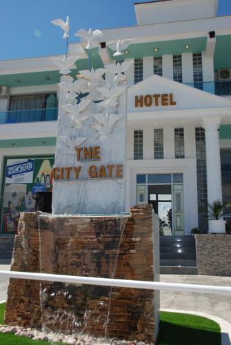 The City Gate Hotel, Sarandës