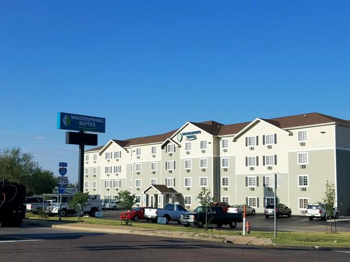 WoodSpring Suites Oklahoma City Tinker AFB, Oklahoma