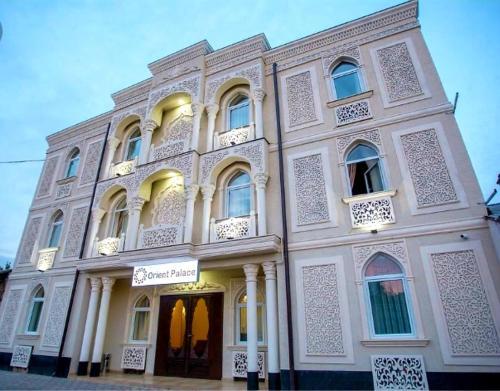 Orient Palace, Tashkent City