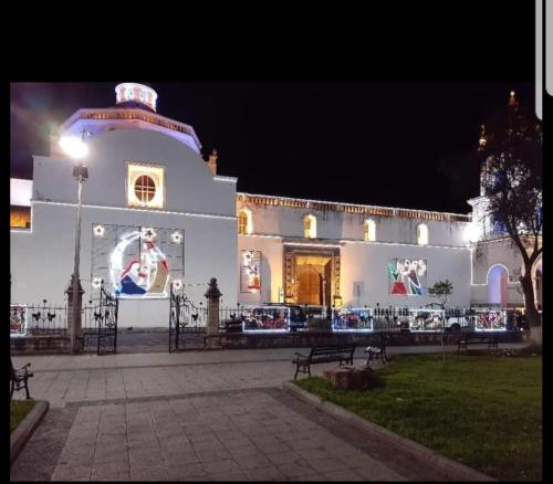 Loreto hotel, Latacunga