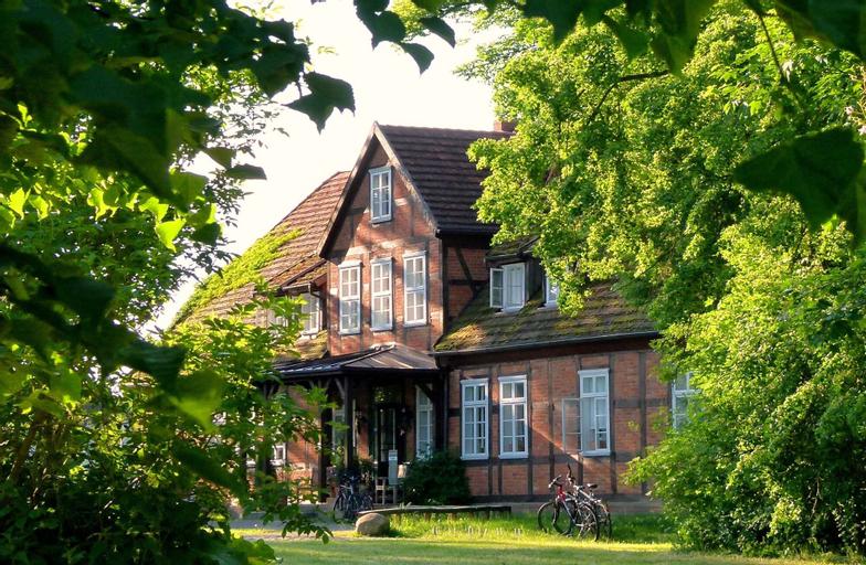 Gutshof Woldzegarten, Mecklenburgische Seenplatte