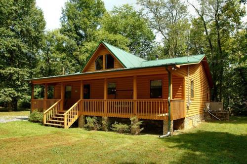 Rivendell Creekside Cabin, Cocke
