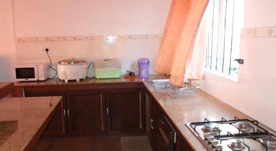 Villa With 4 Bedrooms in Trou-aux-biches, With Wonderful City View, Pr,