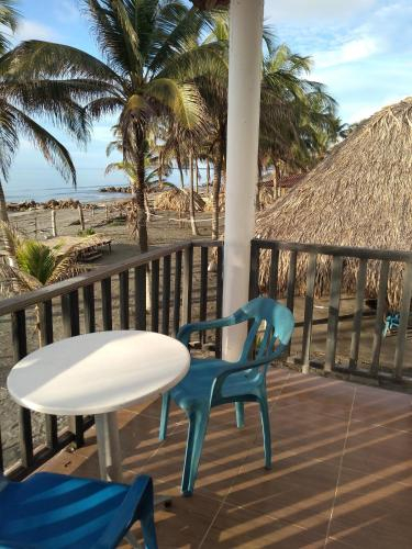 Tadu Playa Hotel, San Bernardo del Viento