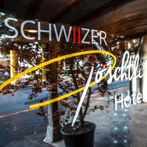 Schwiizer Poschtli, Affoltern