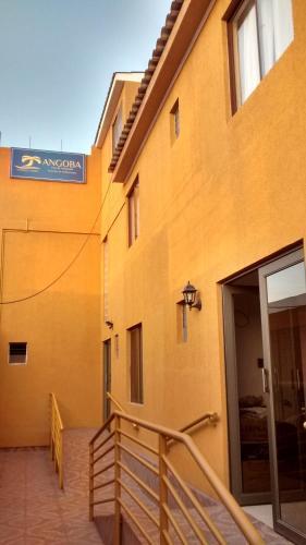Casa Huespedes Angoba, Arica