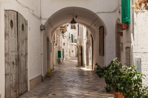 Dimora Pietrabianca, Bari