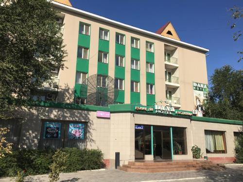 Dana Hotel, Makhambetskiy