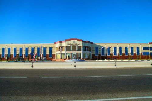Zarafshan Grand Hotel, Konimex