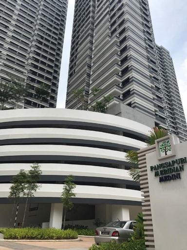 Meridin 2 @ Medini @ JB City Homestay, Johor Bahru