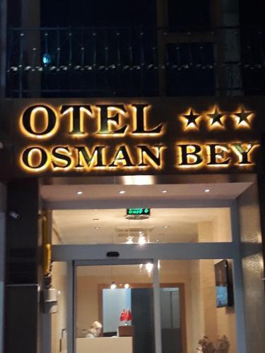 Osman Bey Otel, Merkez