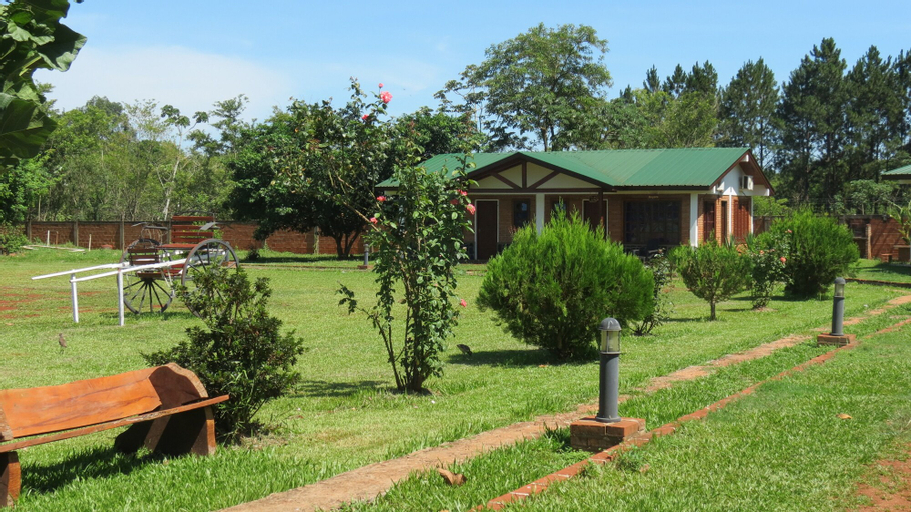 El Refugio del Mensú, Iguazú