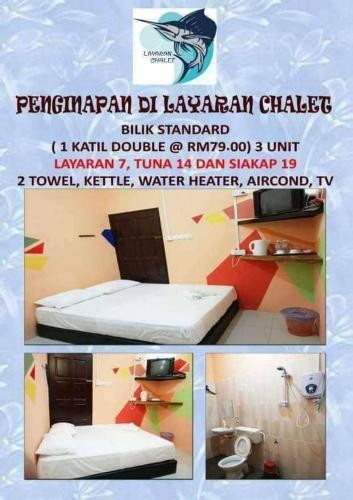 Layaran Chalet, Besut