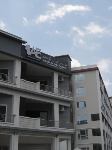 Ae Backpackers Hostel, Gadong