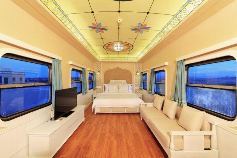 Jin Sha Hai Train Hotel, Zhongwei