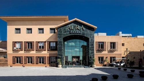Aura Resort Sidi Abdel Rahman, Marina al-'Alamayn as-Siyahiyah