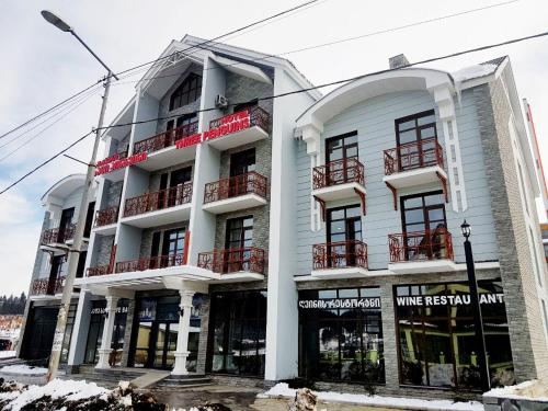 Hotel Three Penguins, Borjomi