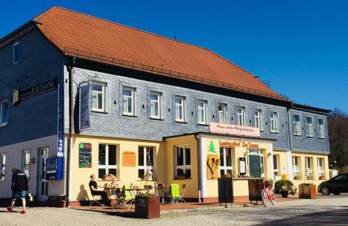 Landgasthof Zur Tanne, Gotha