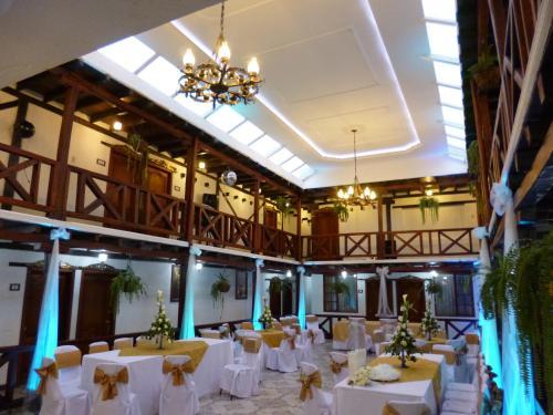 Hotel El Angel, Guaranda
