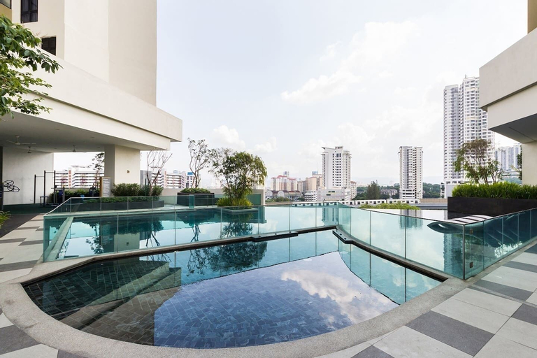 High Rise 2bed Suite by GuestReady, Kuala Lumpur