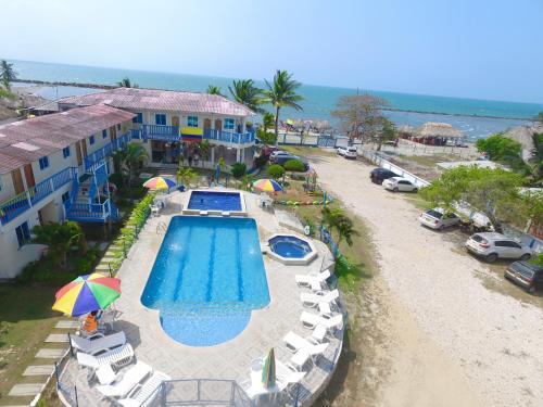 Hotel Brisas del Mar, Tolú