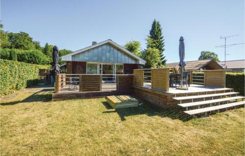 Two-Bedroom Holiday Home in Bjert, Kolding