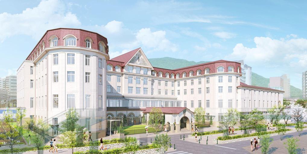 Takarazuka Hotel -Spring 2020 Open, Takarazuka