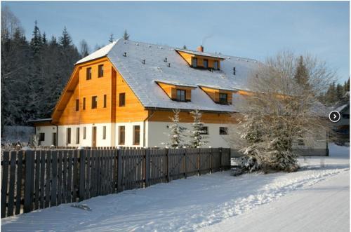 Chata u Tri Sluk, Klatovy