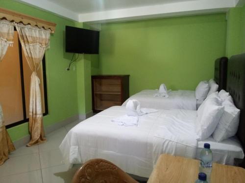 Hotel y Restaurante El Conquistador, Nebaj