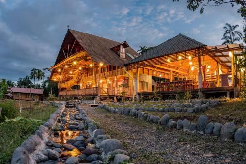 Finca Heimatlos Eco Lodge & Farm, Pastaza