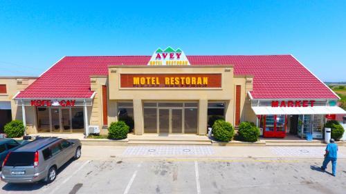 Avey Motel & Restaurant, Qazax