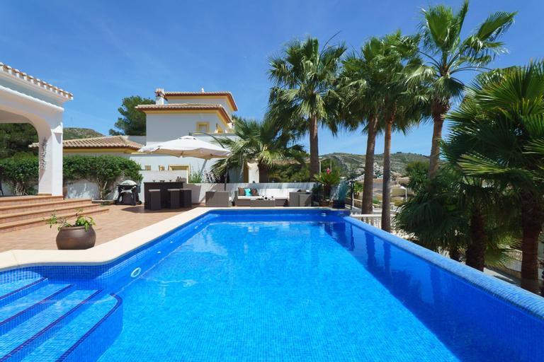 Villa Solhabitat Moraira Portet Relax, Alicante