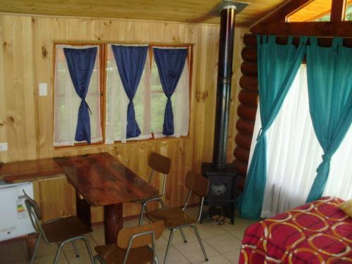 Cabanas Terranostra, Cautín