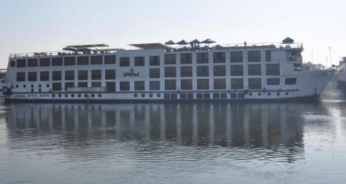 Egilkia Hotel, Asyut 2
