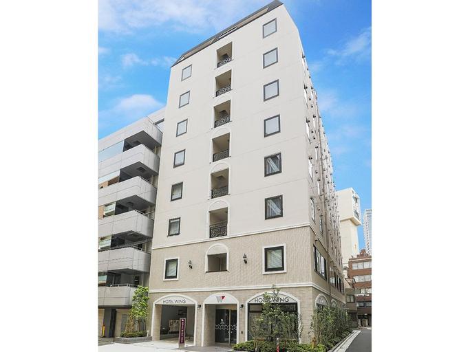 Hotel Wing International Shimbashi Onarimon, Minato