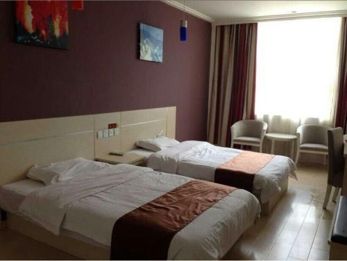 Thank Inn Chain Hotel Anhui Langxi Shizi Town, Xuancheng
