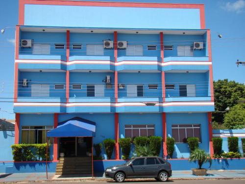 FRONTIER PALACE HOTEL, Ponta Porã