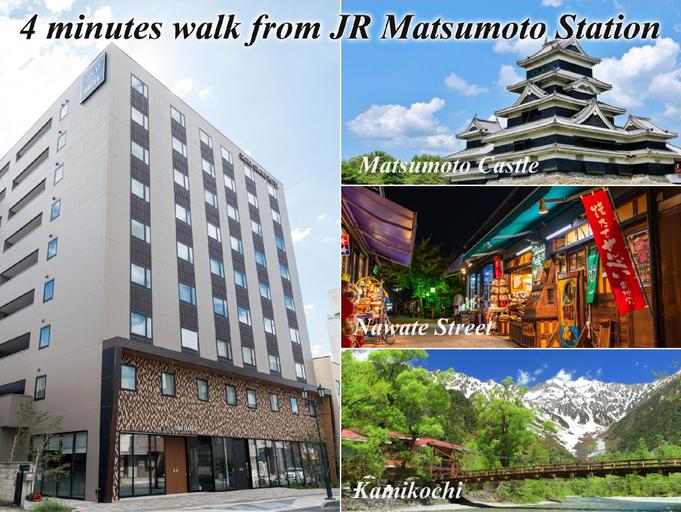Iroha Grand Hotel Matsumoto Ekimae, Matsumoto