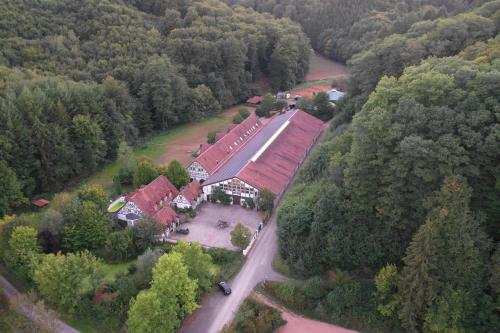 Ferienzimmer Etzenbacher Muhle, Südwestpfalz