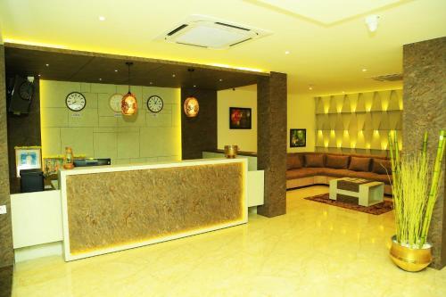 HOTEL KEK GRAND PARK, Kancheepuram