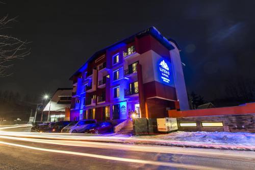 Sapphire Hotel & Spa Bakuriani, Borjomi