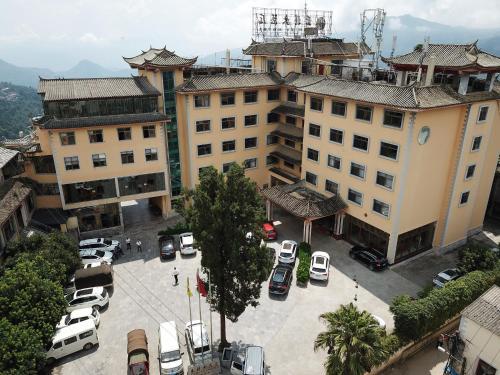 Yuanyang Yunti Hotel, Honghe Hani and Yi