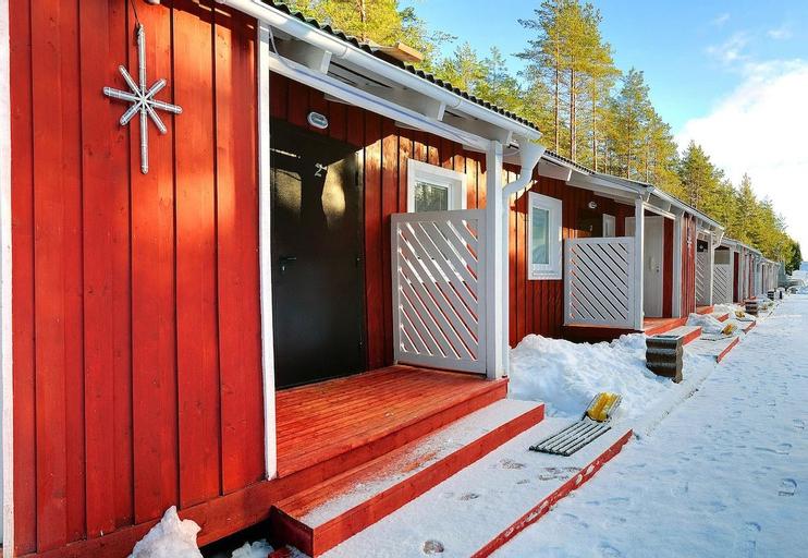 Shishki na Lampushke - Shvedskaya Laplandiya, Priozerskiy rayon