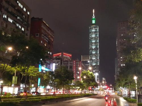 Kiwi101, Taipei City