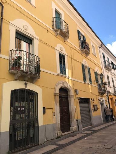 Casa Manthonè, Pescara
