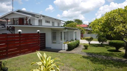 Guesthouse Suriname Inn, Centrum